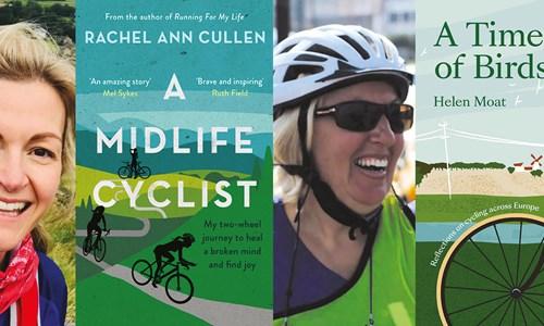 Rachel Ann Cullen and Helen Moat, The Mid-Life Cyclists