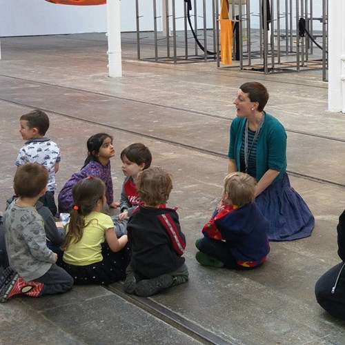 Storytelling in the Gallery