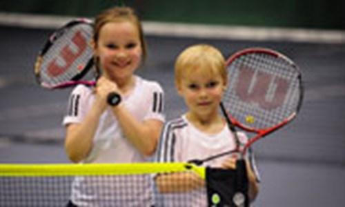 Tennis at Glasgow Club Scotstoun