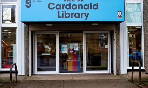 Free help in Cardonald to get a job