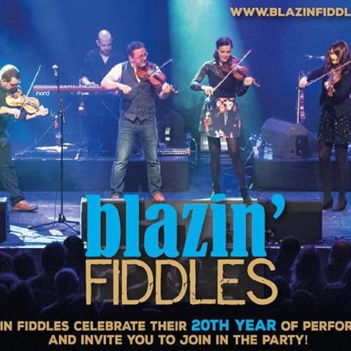 Blazin' Fiddles and Karen Matheson