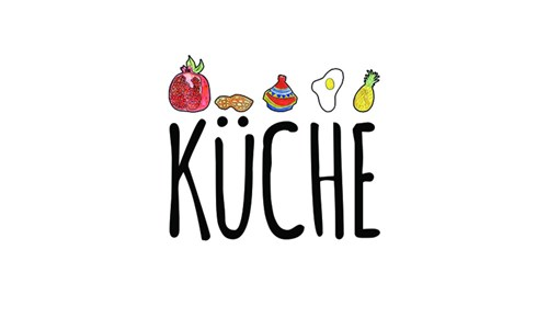 Küche presents Tomorrow's Kitchen: A Syrian Scottish Collaboration
