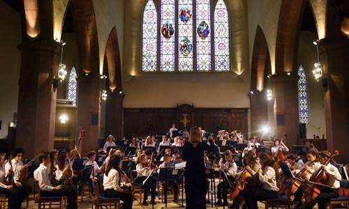 NYOS Junior Orchestra