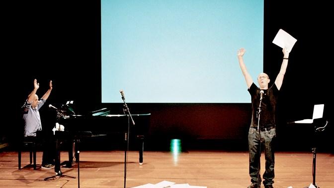 DIG 2015 - Jonathan Burrows and Matteo Fargion