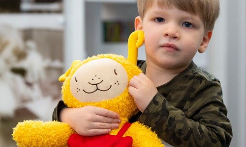 Bookbug At Possilpark Library