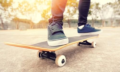 Skateboard Design - Workshop