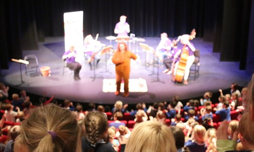 Big Music for Minis: RSNO presents Jack and The Giant Beanstalk