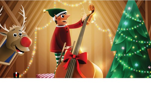Children's Classic Concerts: Santa's Workshop (3PM)