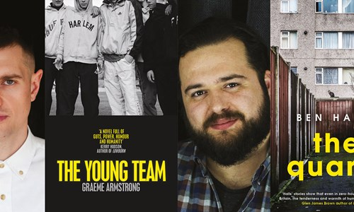 Graeme Armstrong and Ben Halls, The Young Team and the Quarry Lane Estate