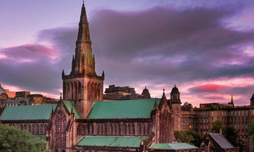 BBC SSO 18/19: 'Music of the Spheres' at Glasgow Cathedral