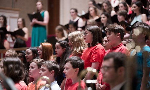 UNESCO City of Music presents: The RCS Junior Conservatoire Choral Showcase