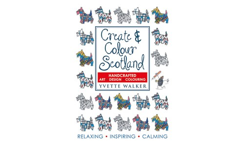 Create and Colour Scotland with Yvette Walker