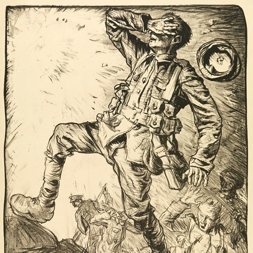 Frank Brangwyn in World War I: Art in Aid of Blind Soldiers and Sailors