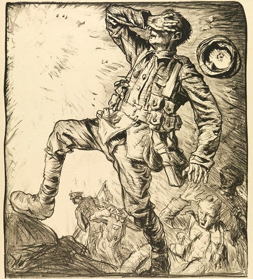 Frank Brangwyn in World War I: Art in Aid of Blind Soldiers and Sailors at Kelvingrove Art Gallery and Museum image