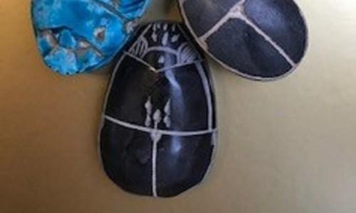 Cool Scarab Beetle Amulets