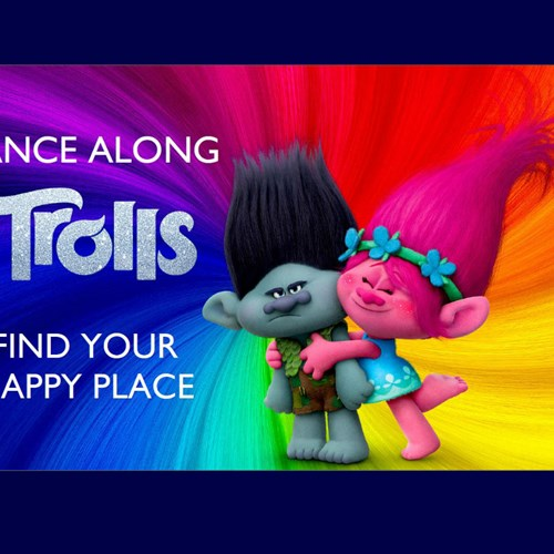 Dance Along Trolls