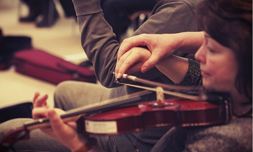 Fiddle for Beginners with Daniel Thorpe