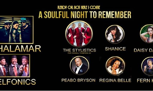 Ready or Not Here I Come - A Soulful  Night to Remember
