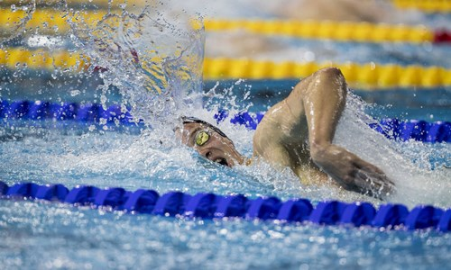 LEN European Short Course Swimming Championships 2019