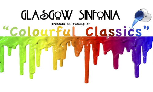 "Glasgow Sinfonia presents an evening of ""Colourful Classics"""