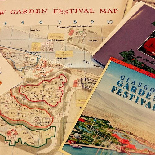 #MitchellCurious: Glasgow Garden Festival: 30th Anniversary