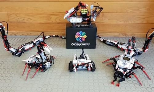 Design & Build - LEGO MINDSTORMS