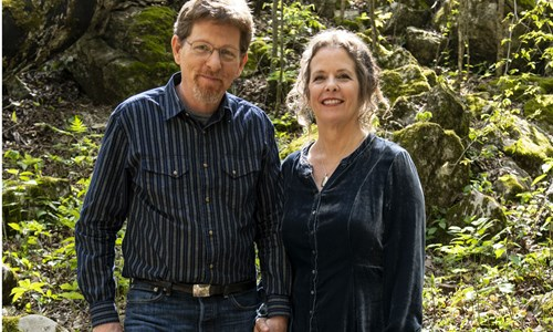 Tim O'Brien with Naomi Bedford: The Appalachian Ballads