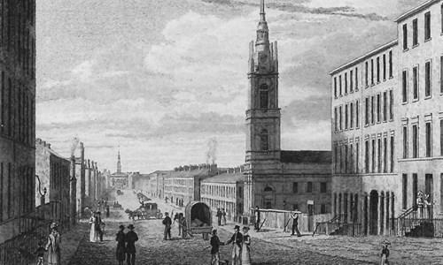 Buchanan Street- The Early Years