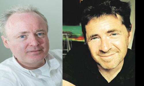 Stephen Millar & Alan McCredie