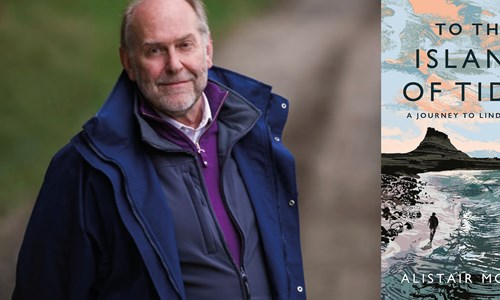 Alistair Moffat, A Journey to Lindisfarne