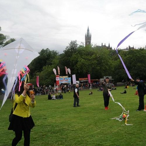 Glasgow Kite Festival