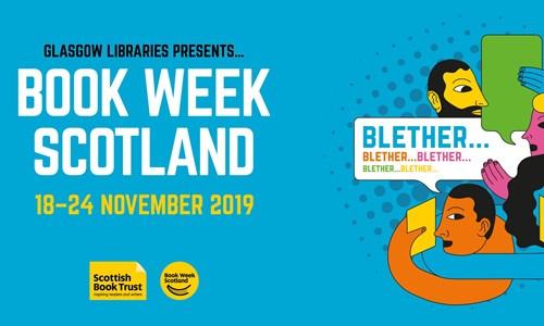 Book Week Scotland with Glasgow Libraries