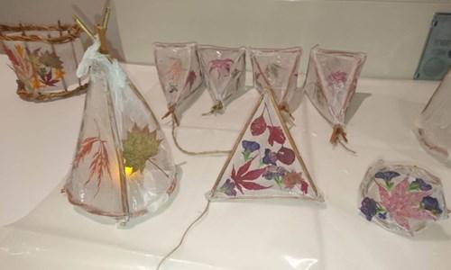 Beltaine Willow Lanterns