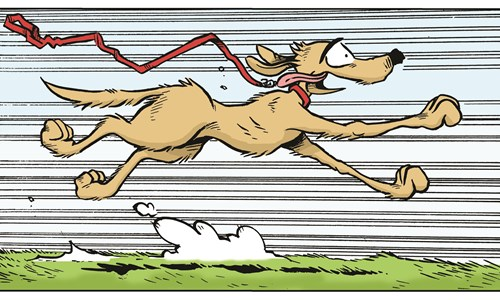 """Jeremy Strong's """"The Hundred Miles an Hour Dog Show"""" with John Kirk"""