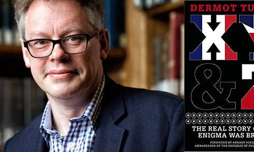 Sir Dermot Turing, The Real Story of How Enigma Was Broken