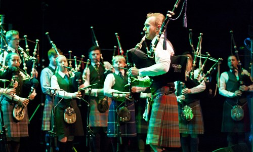 Piping Live! presents the National Youth Pipe Band of Scotland and Friends