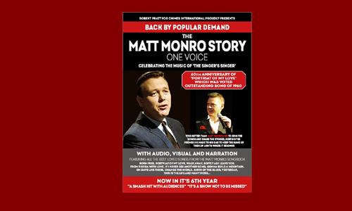 The Matt Monro Story