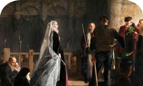 Kelvingrove Talks: Robert Herdman's Painting 'Execution of Mary, Queen of Scots'