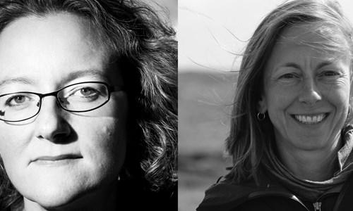 Elizabeth Reeder & Elizabeth Haynes - A Pair of Wildly Compelling Novels