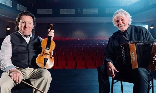 Frankie Gavin & Máirtín Ò Connor and Stundom