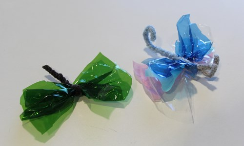 Wee Dragonfly Decorations