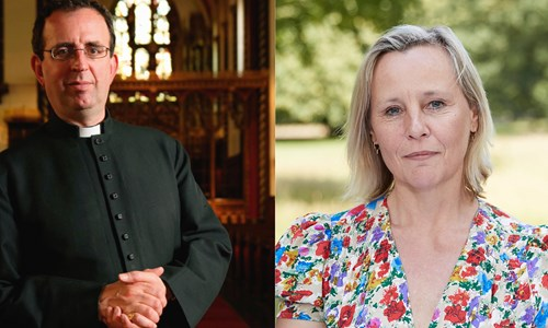 The Reverend Richard Coles & Sasha Bates - Finding Your Way Through Grief