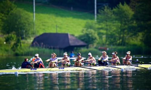 """Rowing - """"Doon the watter"""""""