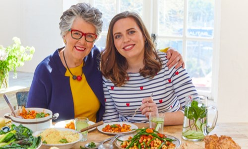 Prue Leith and Peta Leith, The Vegetarian Kitchen