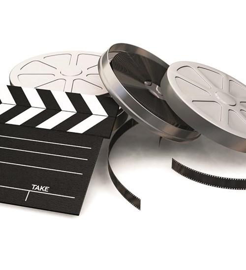Visit our Secret Sunday Cinema at Scotland Street School Museum image