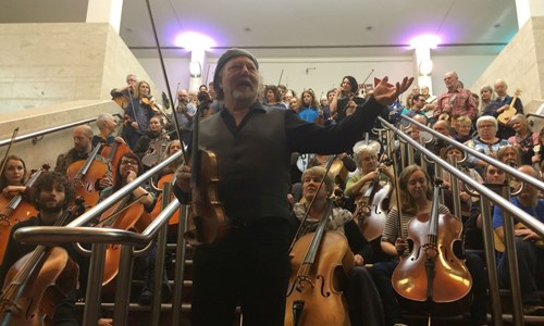 Trad Strings Village with Alasdair Fraser and Natalie Haas