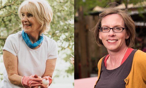 Nancy Birtwhistle & Jen Gale - Eco Tips for Your Home and Family
