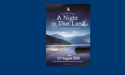 Inveraray & District Pipe Band - 'A Night in that Land'