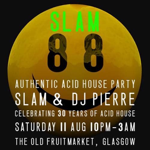 Slam 88 with Slam & DJ Pierre