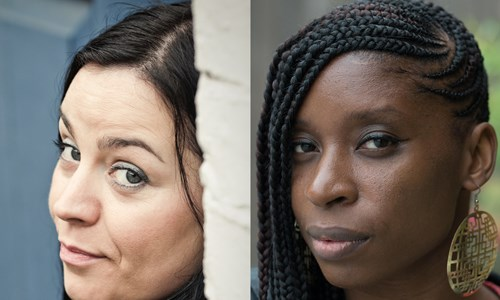 Jenni Fagan & Irenosen Okojie - Magical, Dazzling Fiction